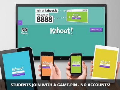 Kahoot device