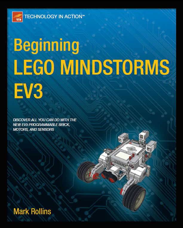 EV3 Beginning ebook